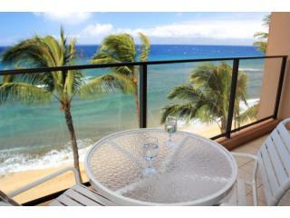 Mahana at Kaanapali Oceanfront Studio- Best Views!