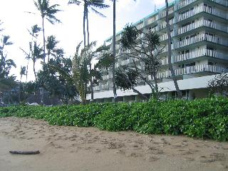 Punaluu, Oahu, Hawaii Beachfront Rental Lg Lani