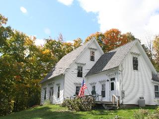 Antique Country Farmhouse in Lincolnville, Maine