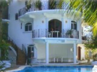 Premium unit one flight to entry...located directly above pool!