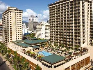 Embassy Suites Waikiki BeachWalk-Hilton all Suites