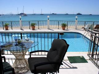 Simpson Bay Beachfront 2BR Condo, St. Maarten, NA