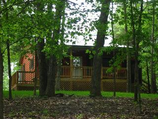 Cedar Rock Cabins - Southern Most IL Log Cabins