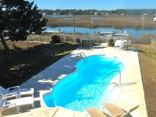 5 Br, 4 Ba, Private Pool, Inlet View, Dock