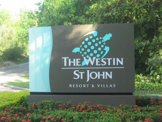 Westin St. John Luxury -- Three-Bedroom Pool Villa
