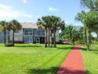 Private Lely Resort 3BR  Bright Open Quiet Condo.