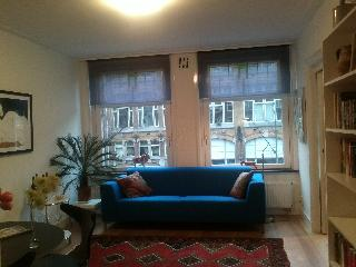 Beautiful,Sunny Apt in Oud West(bordering Jordaan)
