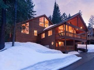 Tahoe Retreat Home  in  Truckee Ca.  Matt. 11:28
