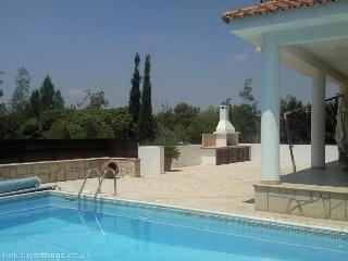Villa at Pyrga Cyprus