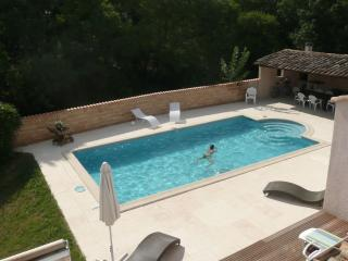 Very nice Mediterranean House with large swimming pool near Montpellier  4 - 8 persons