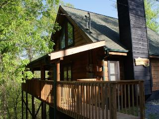 Treetops Cabin-Sevierville, Tn at Douglas Lake