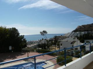 Alcazaba in Mojacar Playa