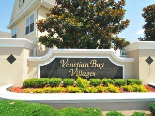 Luxury 4 BR Venetian Bay Townhouse - Near Disney!