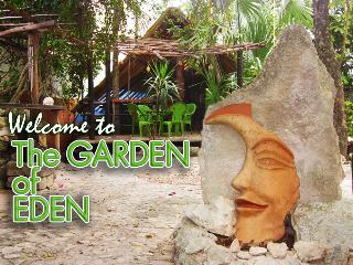 Private Garden of Eden Home in Downtown Playa