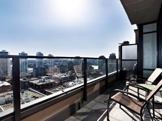 Corner 1 BR + Office -Views! -Rich 1906-Min 5 Days