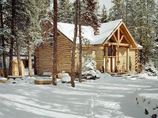 Breckenridge 3 bedroom log home, holiday rental