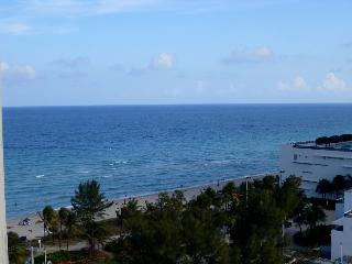 OCEANFRONT ON THE BEACH. 2 BEDROOM 12TH FLOOR