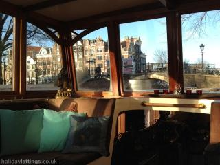 Unique Houseboat - AMS Jordaan