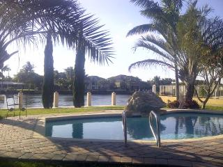Paradise in your own back yard on the Intra Coastal waterway