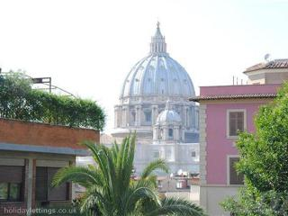 Vatican&amp;#039;s Step Home