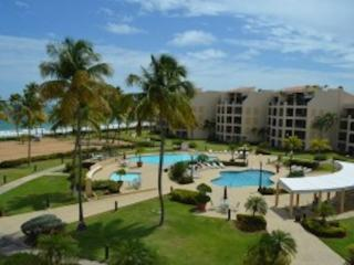 Beachfront apartment at Palmas del Mar Resort