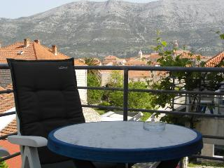 Room with Balcony in the center of Korcula town
