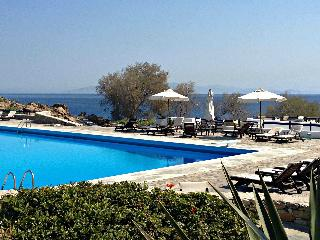 Aegean Sea Beachfront Resort Condo