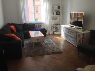 Beautiful 2 room flat in the center of Stockholm