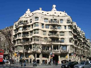 Gaudi Gracia great apartment refurbished new! Terrace!