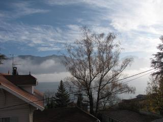 EDGE ANNECY - SEVRIER - APARTMENT IN VILLA - QUIET AREA - PRIVATE GARDEN - CLOSED COURT - LAKE AND MOUNTAIN VIEW - CLOSE TO SHOPS