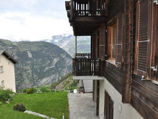 Chalet Wyss in the Swiss Alps