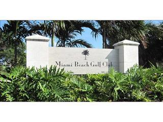 South Beach 2 room Pool, Golf & Tennis Resort Penthouse Kravitz (3 pers)