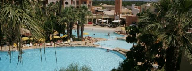 Vilamoura four seasons 2 Bedroom (1suite) 6 people