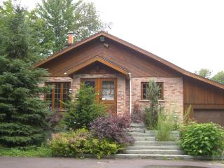 Lovely chalet in the heart of the Laurentians