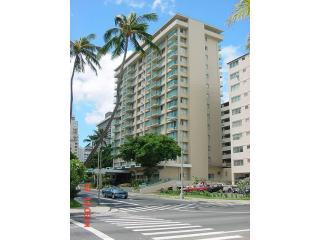 CENTRAL WAIKIKI BOTIQUE CONDO HOTEL