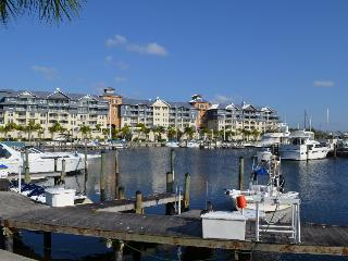 Luxury Waterfront 2.bdr.1.5bth, town house Suite, at Private Beach, 4 star Resort, Tampa Bay