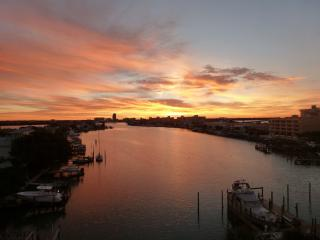 Waterfront 3 BR 2 BA condo Close to beach Sleeps 8