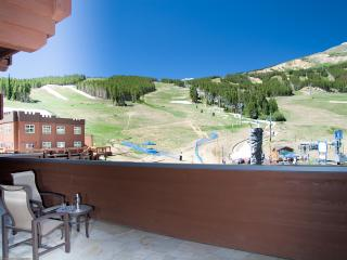 One Ski Hill, 2BR, 2 bath, prime views of ski area