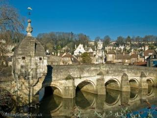 Downtown Bradford-on-avon