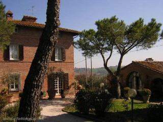 Villa Elea near Trasimeno lake