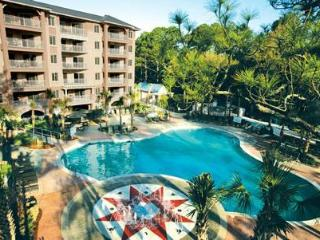 HILTON HEAD VILLA RESORT  MARRIOTT SURF WATCH 2BR