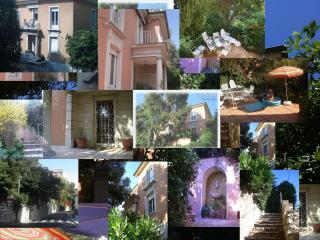 Villa Rima 2/3P Nice center, terrace, Wifi