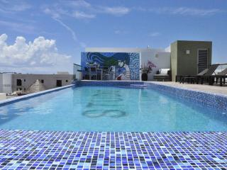 Ideal For Families 6ppl - Beautiful Roof Top Pool