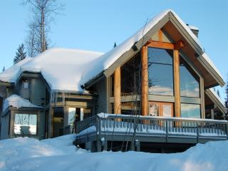Stunning ski in/out home located at Kicking Horse Resort, Golden BC