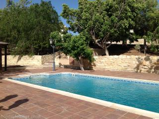 Pissouri Cyprus Holiday villa
