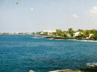 Outstanding Beachfront Condo-walk To Downtown Kona