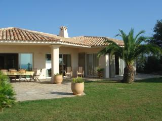 Luxury dream villa & pool 6-12 people  Pinarellu South Corsica near top beaches