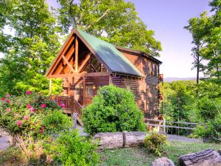 Luxury Log Cabin, Great Views & Location, Peaceful