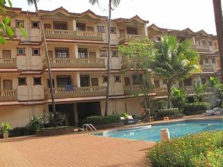 1 Bedroom  Furnished Apartment In Candolim,goa