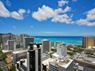 Royal Kuhio Beautiful 2bd/2bth/1prk Penthouse in Waikiki